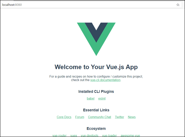 welcome-vue