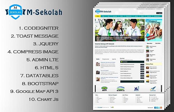 Website Profil Sekolah